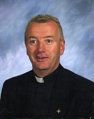 Photo of Fr. Moore