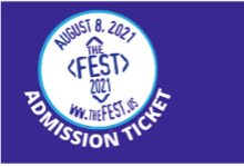 the fest august 8