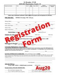 registration form copy