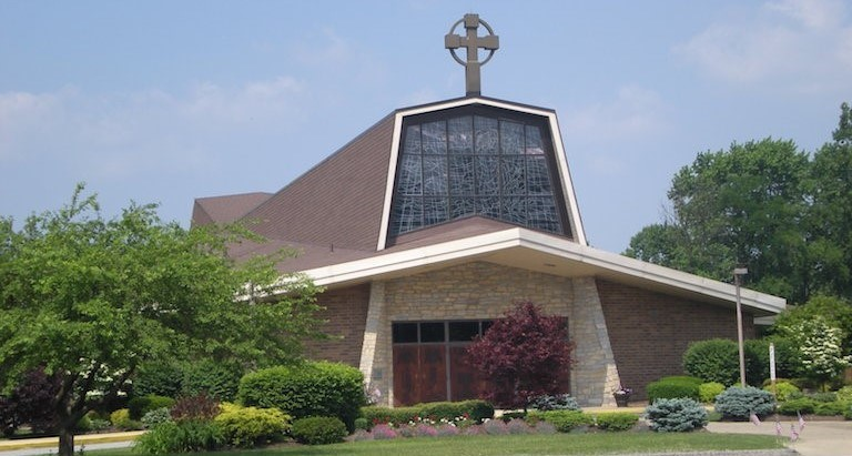 Photo of St. Brendan Church in North Olmsted, Ohio