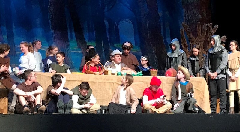 student cast in the adventures of robinhood