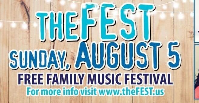 The Fest annual catholic festival August 5th