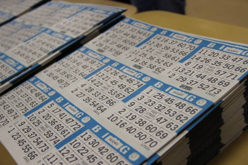 bingo card sheets