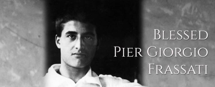Blessed Pier Giorgio Frasatti photo taken from his website