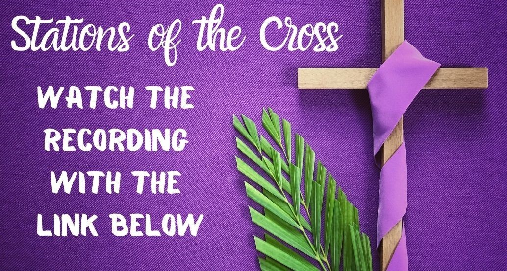Stations of the Cross link below