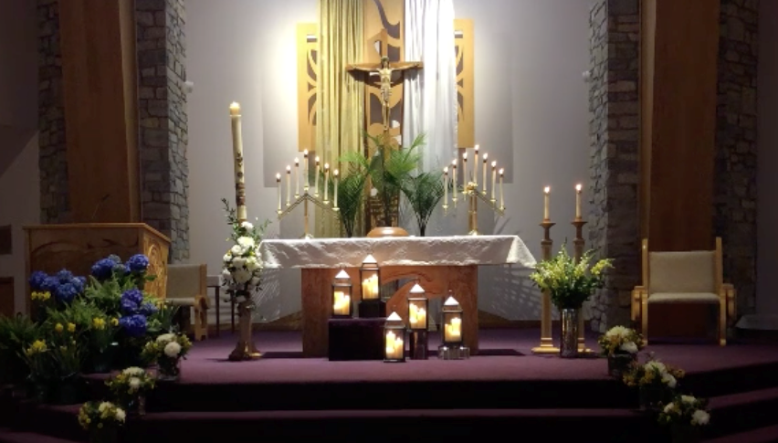 St. Brendan Church Altar