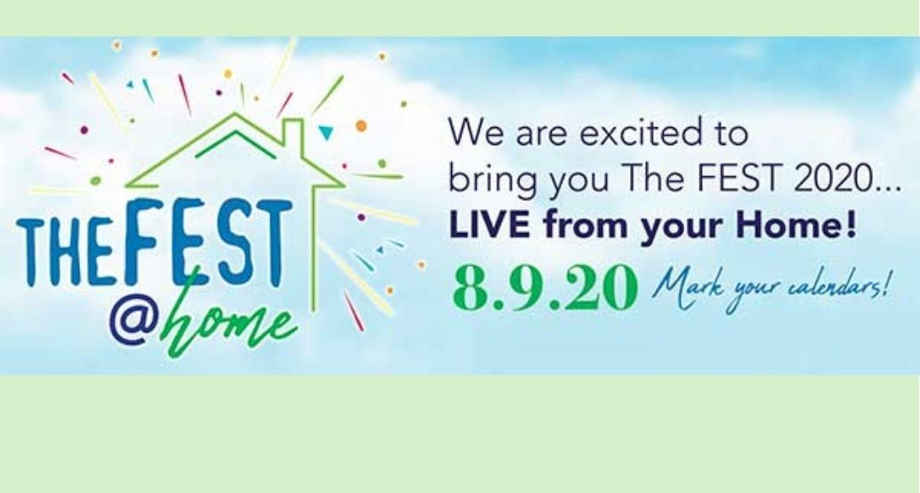 The Fest at home live August 9, 2020