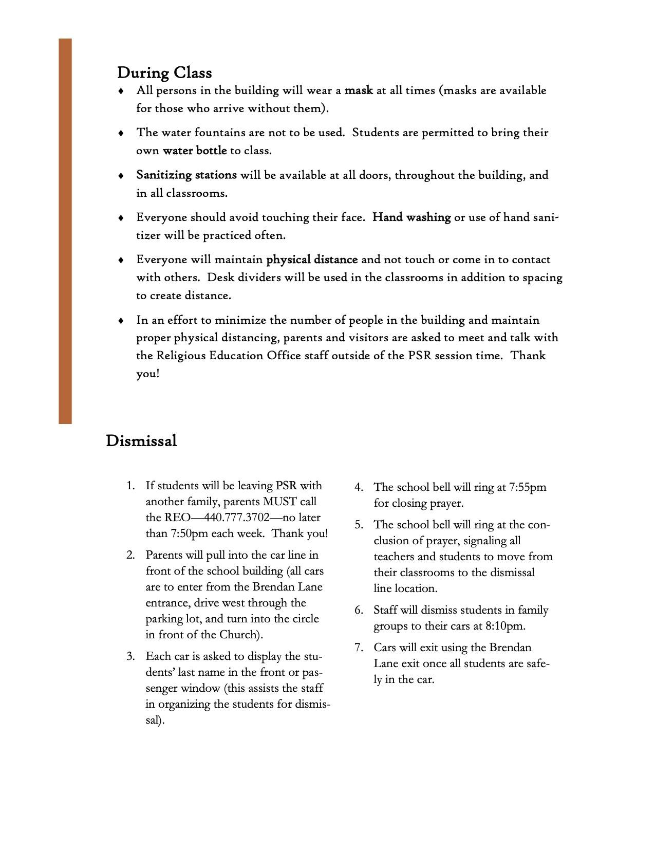 picture of procedures page 2