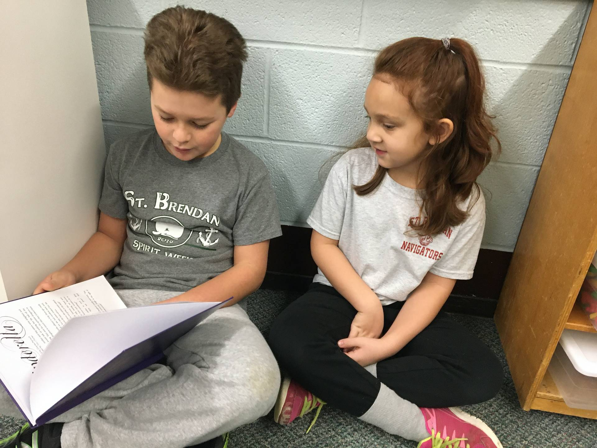 buddy classes partner for activities