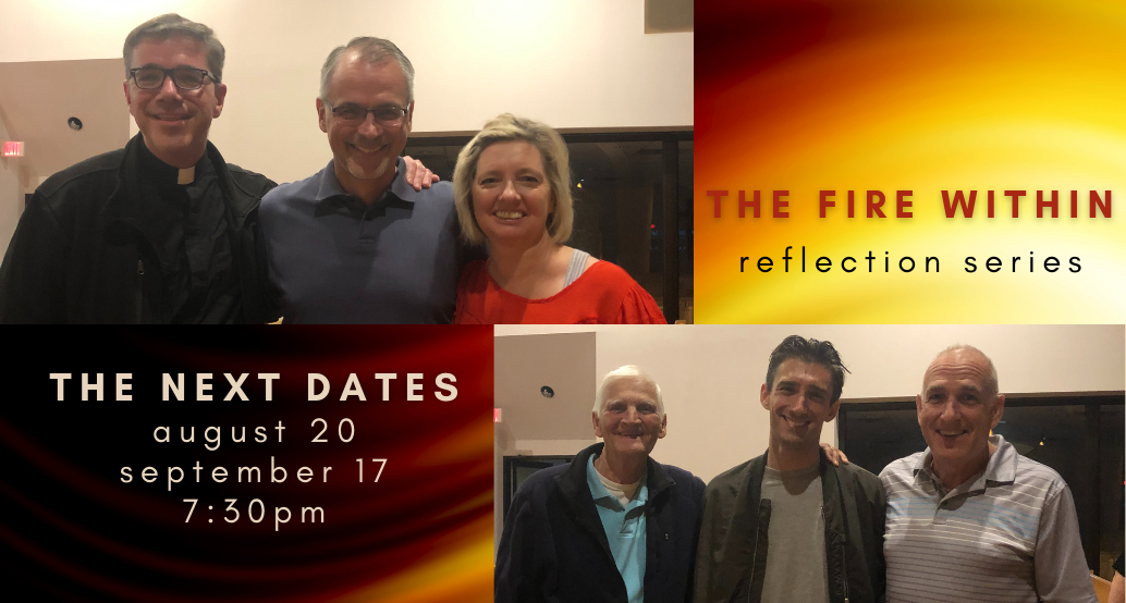 the fore within reflection series august 20, september 17 at 7:30