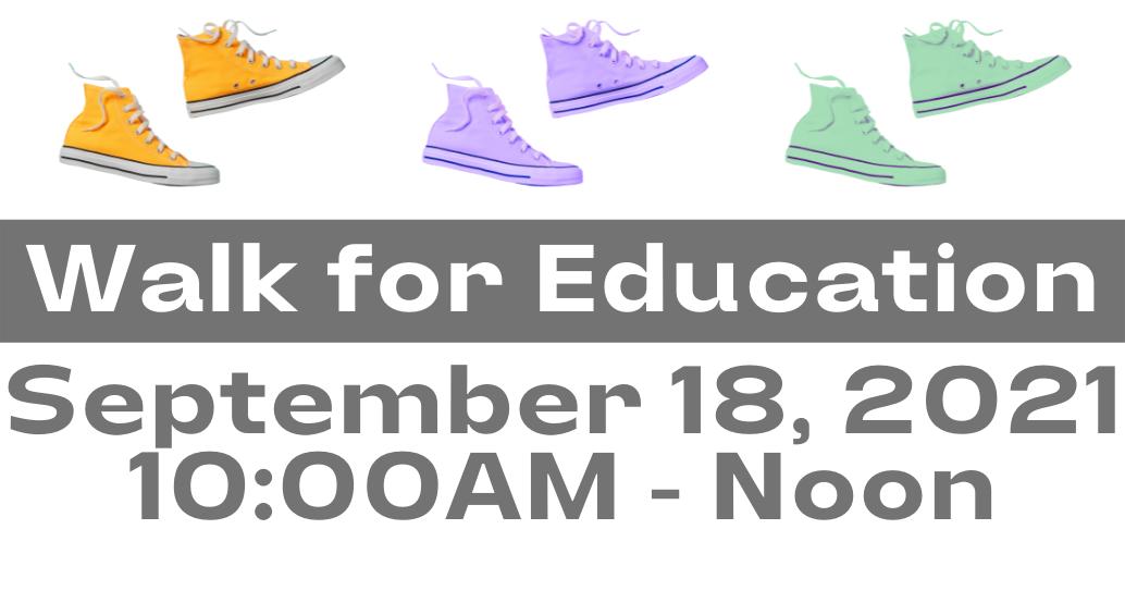 walk a thon september 18 10-12